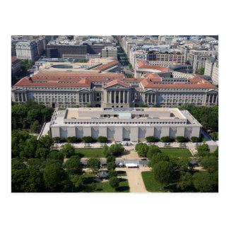 Postcard Smithsonian, Washington D.C.
