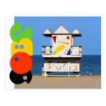 Postcard South Beach Miami