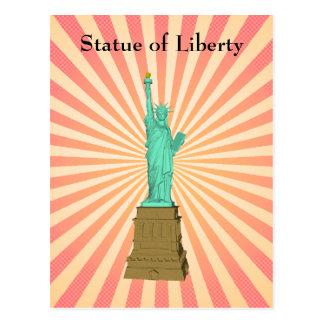 Postcard: Statue of Liberty Postcard
