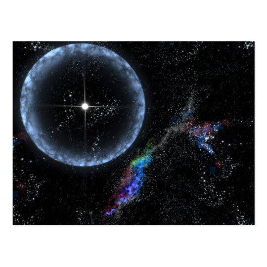 Postcard:  Stellar Quakes Postcard
