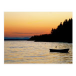 Postcard Stonington, Maine
