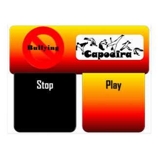 postcard stop bullying safe zone kids school
