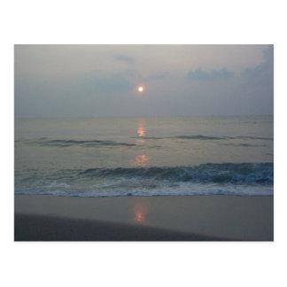 Postcard - Sun Reflecting