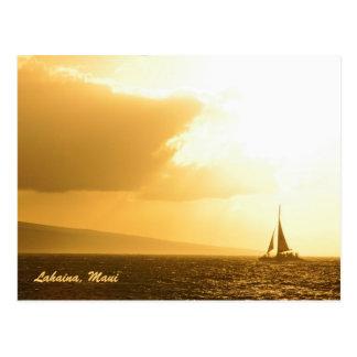 Postcard: Sunset Memories (Landscape)