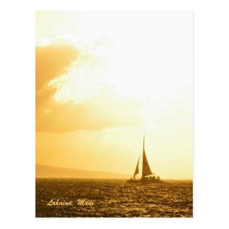 Postcard: Sunset Memories (Portrait)