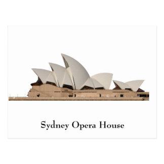 Postcard: Sydney Opera House: Postcard