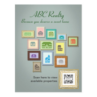 Postcard Template ABC Realty