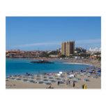 Postcard Tenerife Los Cristianos, Canary Islands Tarjetas Postales