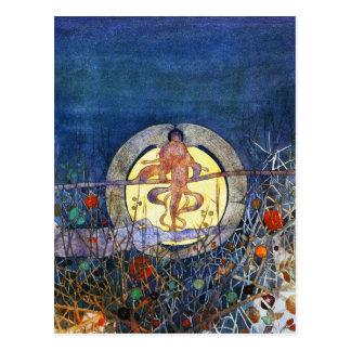 Postcard: The Harvest Moon Postcard