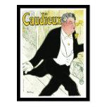 Postcard: Toulouse-Lautrec - Caudieux Postcard