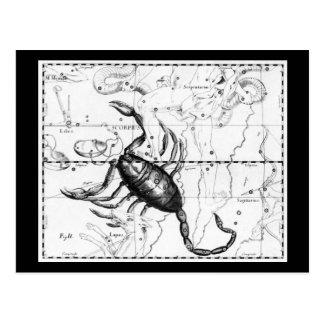Postcard-Vintage Astrology Divination 9