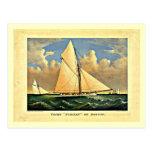 Postcard-Vintage Boston Art-2