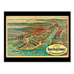 Postcard-Vintage Boston Art-24