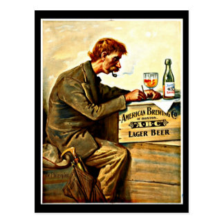 Postcard-Vintage Boston Artwork-28 Postcard