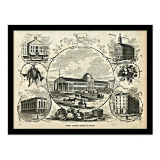 Postcard-Vintage Boston Artwork-30 Postcard