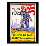Postcard-Vintage Boston Artwork-32