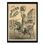 Postcard-Vintage Boston Artwork-40