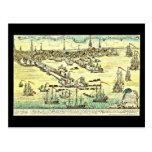 Postcard-Vintage Boston Maps-17