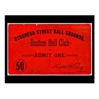Postcard-Vintage Boston Photography 26 Postcard