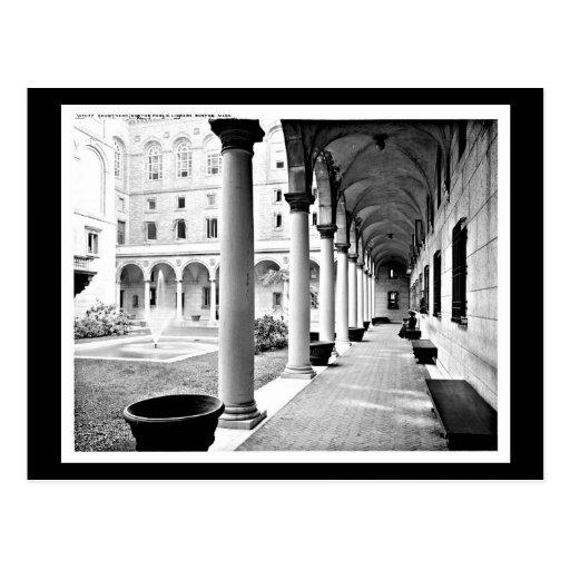 Postcard-Vintage Boston Photography 33