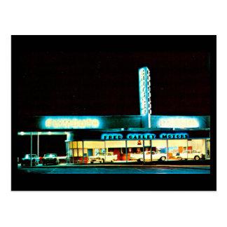Postcard-Vintage Dallas Artwork-29