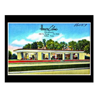 Postcard-Vintage Dallas Artwork-45 Postcard