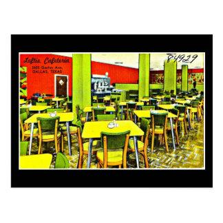 Postcard-Vintage Dallas Artwork-46 Postcard