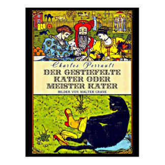 Postcard-Vintage Illustration-Walter Crane 1 Postcard