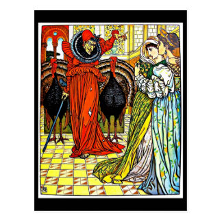 Postcard-Vintage Illustration-Walter Crane 49 Postcard