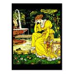 Postcard-Vintage Illustration-Walter Crane 52 Postcard
