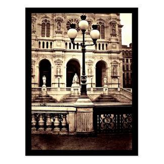 Postcard-Vintage Photography-Charles Marville 26 Postcard