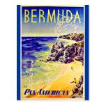 Postcard-Vintage Travel-Bermuda