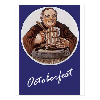 Postcard Vintage Travel German Bavaria Octberfest