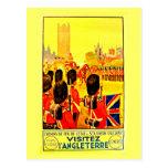 Postcard-Vintage Travel-Great Britain