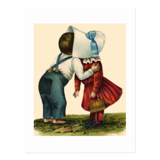 Postcard-Vintage Valentine Postcard