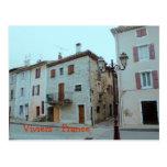 POSTCARD - Viviers France