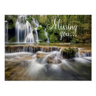 Postcard/Waterfall Postcard