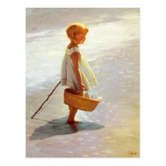 Postcard With I. Davidi Painting