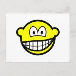 Smirking smile   postcards