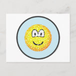 Petri dish emoticon   postcards