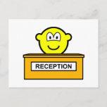 Reception buddy icon   postcards