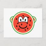 Watermelon buddy icon   postcards