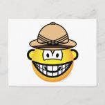 Tropical buddy icon   postcards