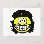 Che Guevara smile   postcards