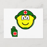 M*A*S*H buddy icon medic  postcards