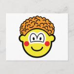 Clown buddy icon   postcards