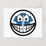 EMT smile Emergency Medical Technician  postcards