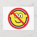 No buddy icons   postcards