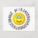 Pi emoticon   postcards