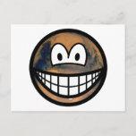 Mars smile   postcards